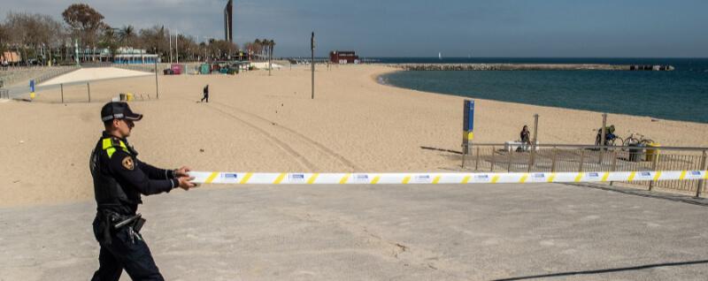 Beach-Police